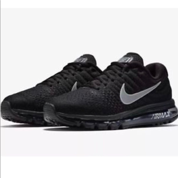 Womens Nike Air Max 2017 849560 001 Black NWT